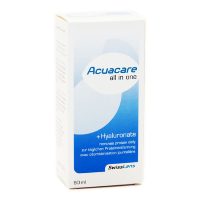 Acuacare all in one 60 ml Reiseset