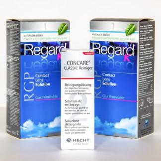 Regard K und CONCARE CLASSIC Reiniger